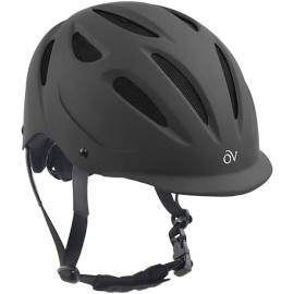 Best discount prices on Ovation� Protege Matte Helmet and more helmet styles and horse supplies.