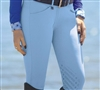 ROMFH Gabriella Euro Grip Breech - Dusty Blue For Sale!
