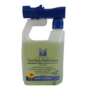 eZall Total Body Wash Green For Sale
