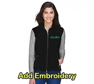 AB Ladies NE 3 Layer Soft Shell Vest-Black For Sale!