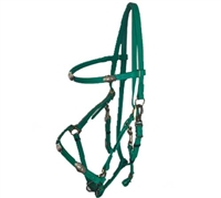 Angel Fire Traditional Trail Halter Bridle for sale