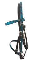 Camo Deluxe Add On Headstall & Halter Combo for Sale!