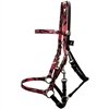 Camo Traditional Trail Halter Bridle For Sale!