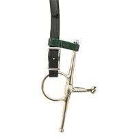 Beta Biothane Full Cheek Snaffle Keepers For Sale!