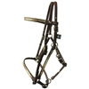 Navajo Designed Beta BioThane Deluxe Add On Headstall & Halter Combo for Sale!