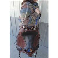 Beta Biothane Saddle Tote Strap for Sale