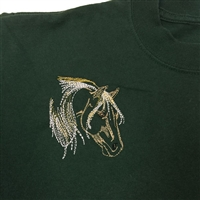 CustomizeIT Embroidered T-Shirt For Sale