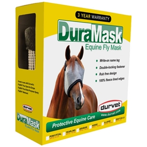 DuraMask Equine Fly Mask for Sale!