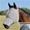 Cashel Crusader Fly Mask - No Ears - Long Nose for Sale!