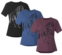 Kerrits Running Wild Horse Tee For Sale!