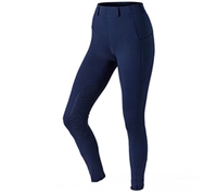 Ovation Ladies AeroWick Knee Patch Tight The perfect tight for schooling or keeping cool in the show ring.