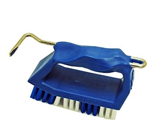 Hoof Pick Brush-All in one Keep the sole of your horses foot clean and free of dirt, rocks, and more with the PickBrush with the unique ability to clean and brush out the bottom of your horse's foot with a single action of your hand.