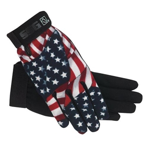 SSG All Weather Riding Gloves Ladies Small, Size 5 - 6 for Sale