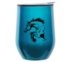 Wine Tumbler - Teal for sale!
