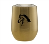 Wine Tumbler- Gold for sale!