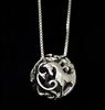 JJeni Guinevere Filigree Necklace For Sale!