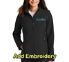 SanMar Ladies Jacket Port Authority- Black For Sale!
