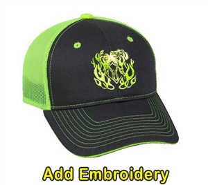 Mesh Back Cap For Sale