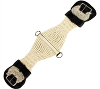 Montana Cincha Whip Stitch Roper Cinch Mohair Girths for Sale!