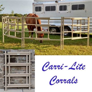 Carri-Lite Portable Corral for Sale!