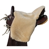 Shear Comfort Deluxe Western/Endurance Sheepskin Seat Saver for Sale!