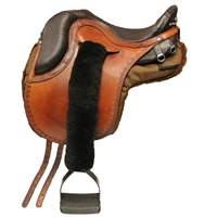 "Shear Comfort Sheepskin Stirrup Leather Covers 2.5"" for Sale!"