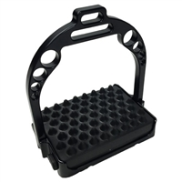 EasyCare E-Z Ride Black Aluminum Ultimate Ultra Stirrups for Sale!