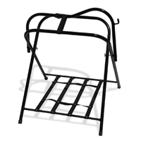 Folding Saddle Rack - Free Standing For Sale