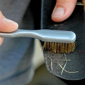 Cashel Hook and Loop (Velcro) Brush for Sale!
