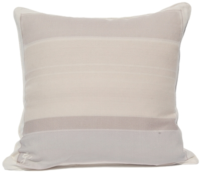 Color Block Pillow - Gray
