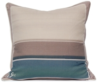 Color Block Pillow - Mist