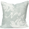 Conch Pillow - Silverberry