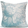 Rosette Pillow - Silverberry