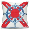 Ship's Wheel Pillow - Americana