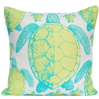 Sea Turtle Pillow - Sea