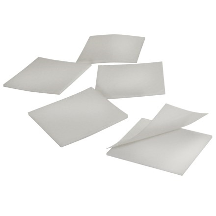 FT-1X1-REM TWO BAGS OF 500 PC  BAG REMOVABLE FOAM TAPE 1/16