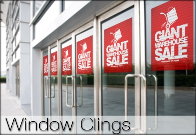 Window Decal One Way Vision Vinyl - Custom window decal stickers