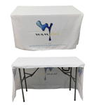 4ft Custom Promotional Table Cover