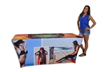 6ft STRETCH CUSTOM PROMOTIONAL TABLE COVER