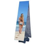 OUTDOOR BANNER STAND - Double Sided