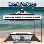 10X10 POPUP CANOPY WITH FREE TABLE COVER