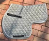 Toklat Classics III XC Saddle pad Grey with White