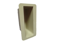 "1-3/4"" X 5-1/2"" X 4"" Vinyl Gate Pocket"