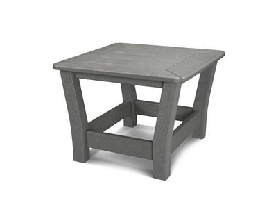 Harbour Slat Side Table