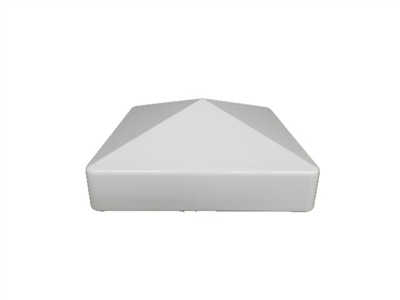 "3.5"" x 3.5"" Square External Post Cap"