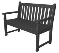 "Traditional Garden 48"" Bench"