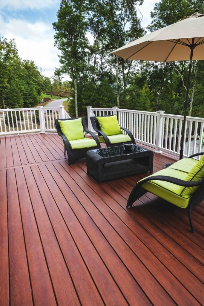 Zuri Premium Decking By Royal