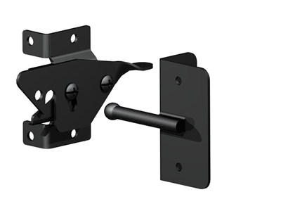 Nationwide 2-Side Narrow Striker Latch