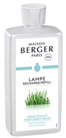 FRESH GREEN GRASS Lampe Berger Fragrance Oil - 500ml 16.9oz