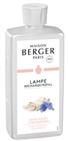 LINEN BLOSSOM Lampe Berger Fragrance Oil - 500ml 16.9oz